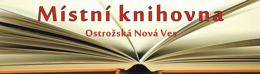 Knihovna Ostrožská Nová Ves